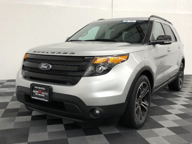 2013 Ford Explorer Sport LINDON, UT