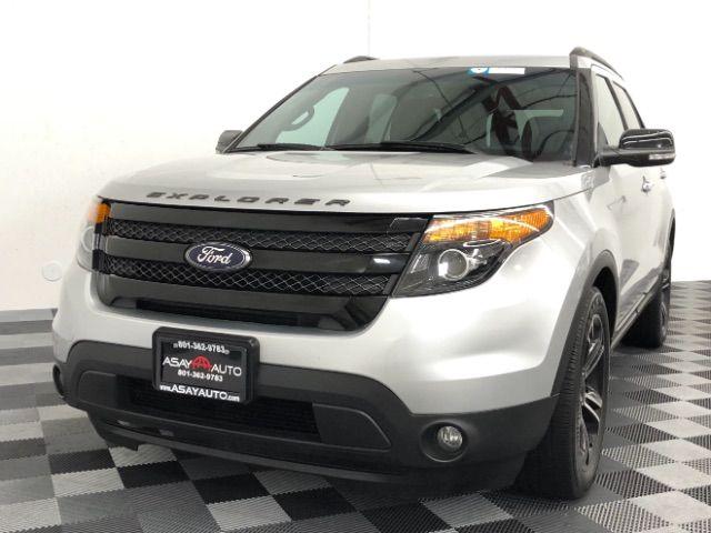 2013 Ford Explorer Sport LINDON, UT 1