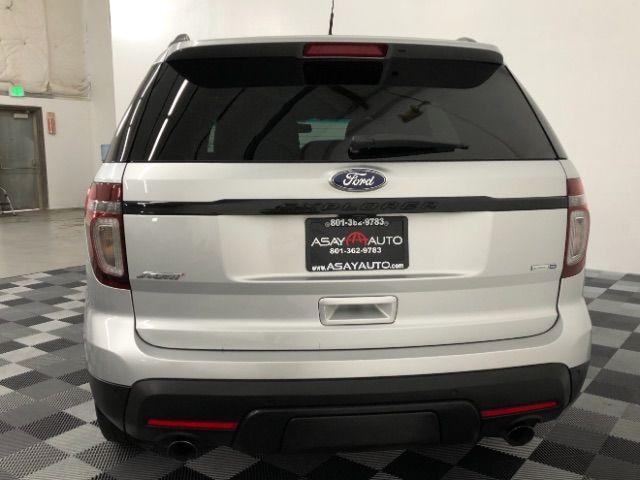 2013 Ford Explorer Sport LINDON, UT 3