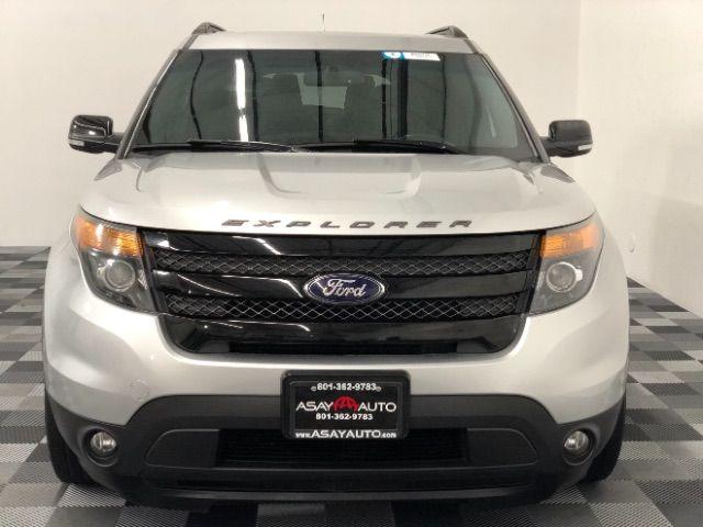 2013 Ford Explorer Sport LINDON, UT 8