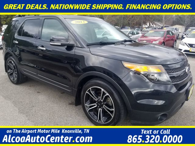 """2013 Ford Explorer Sport 4WD Leather/Sunroof/Navigation/ 20"""" Alloys"""