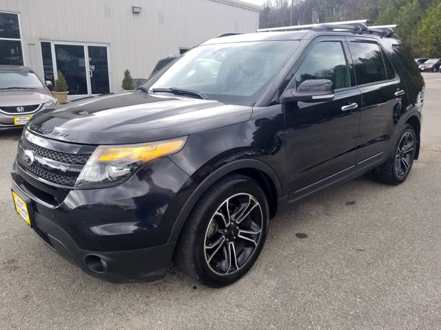 """2013 Ford Explorer Sport 4WD Leather/Sunroof/Navigation/ 20"""" Alloys in Louisville, TN 37777"""