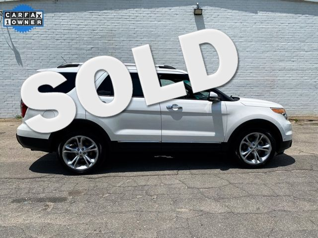 2013 Ford Explorer Limited Madison, NC 0
