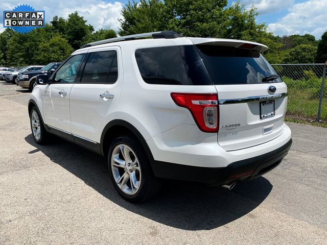 2013 Ford Explorer Limited Madison, NC 3