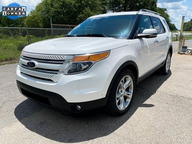 2013 Ford Explorer Limited Madison, NC 5