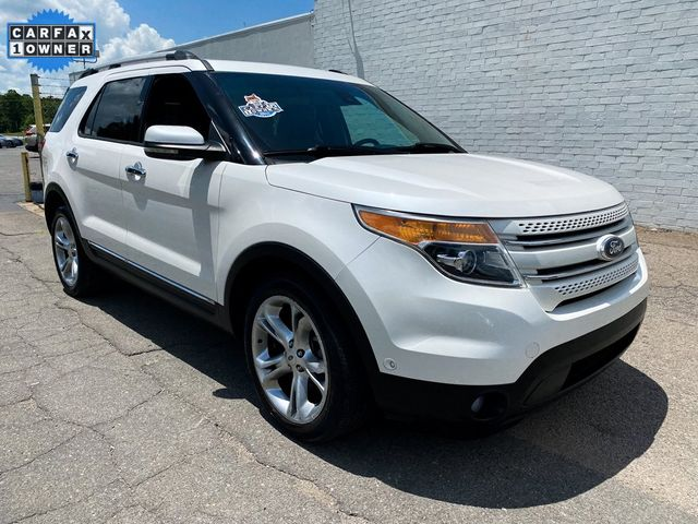 2013 Ford Explorer Limited Madison, NC 7