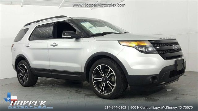 2013 Ford Explorer Sport in McKinney, Texas 75070