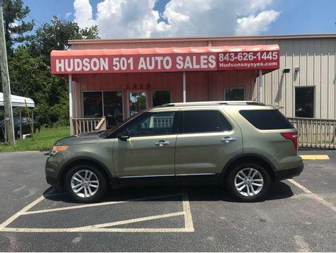 2013 Ford Explorer XLT | Myrtle Beach, South Carolina | Hudson Auto Sales in Myrtle Beach, South Carolina