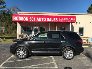 2013 Ford Explorer Limited | Myrtle Beach, South Carolina | Hudson Auto Sales in Myrtle Beach South Carolina