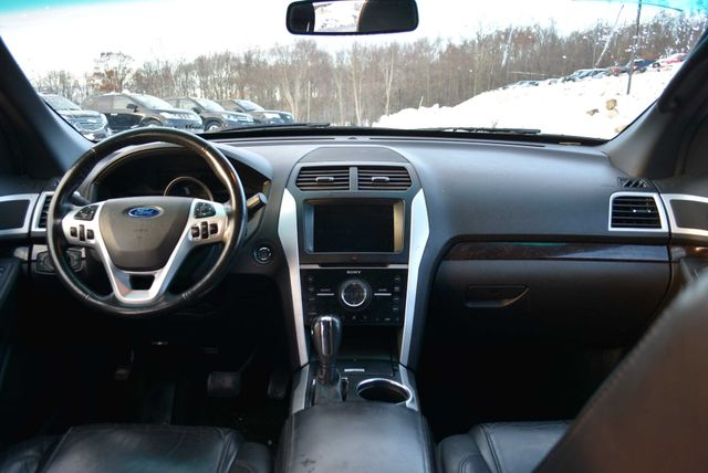 2013 Ford Explorer Limited Naugatuck, Connecticut 4