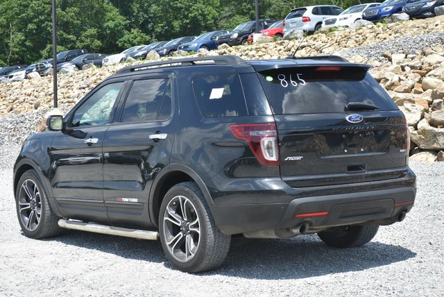 2013 Ford Explorer Sport Naugatuck, Connecticut 2