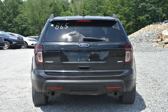 2013 Ford Explorer Sport Naugatuck, Connecticut 3