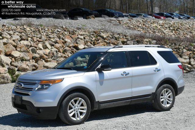 2013 Ford Explorer XLT 4WD Naugatuck, Connecticut