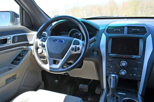 2013 Ford Explorer XLT 4WD Naugatuck, Connecticut 13