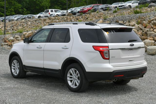 2013 Ford Explorer XLT 4WD Naugatuck, Connecticut 4