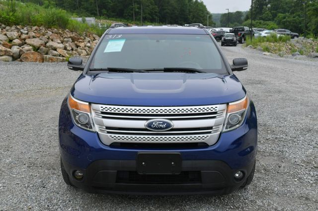 2013 Ford Explorer XLT 4WD Naugatuck, Connecticut 9