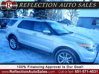2013 Ford Explorer Limited in Oakdale, Minnesota 55128
