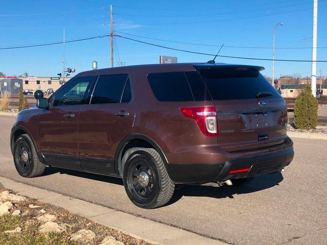 2013 Ford Explorer AWD Police Osseo, Minnesota 3