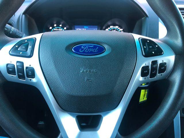 2013 Ford Explorer AWD Police Osseo, Minnesota 7