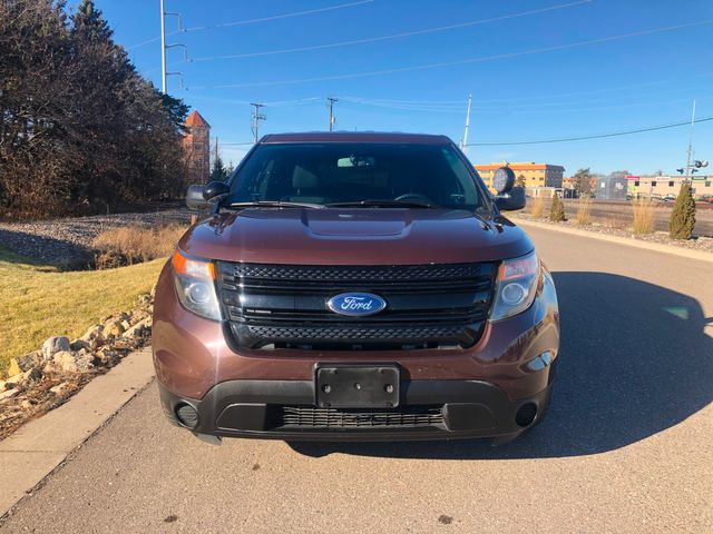 2013 Ford Explorer AWD Police Osseo, Minnesota 5