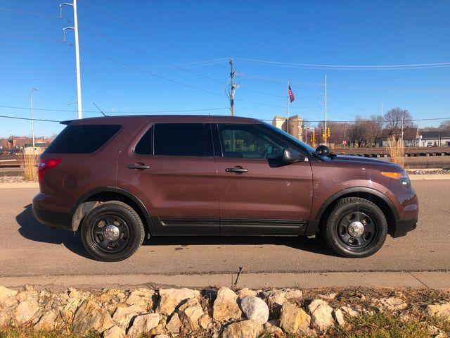 2013 Ford Explorer AWD Police Osseo, Minnesota 2