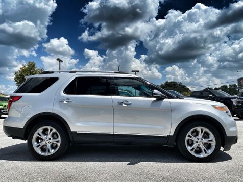 2013 Ford Explorer LIMITED LEATHER LOADED CARFAX CERT in Plant City, Florida