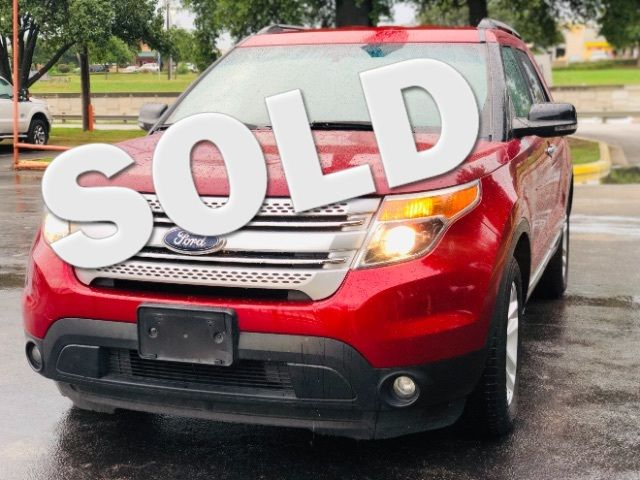 2013 Ford Explorer XLT in San Antonio, TX 78233