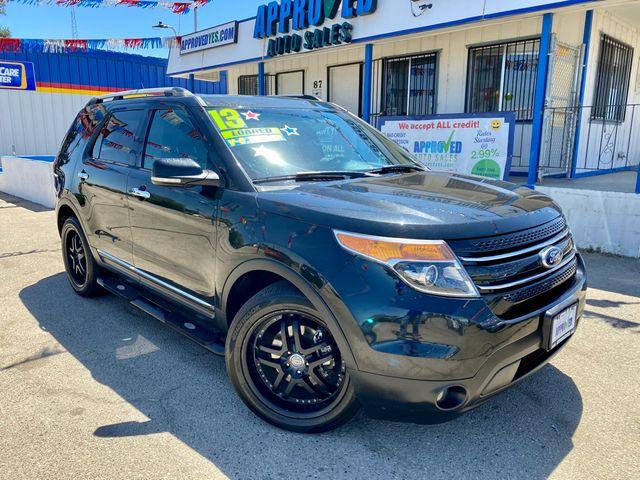 2013 Ford Explorer Limited in Sanger, CA 93657