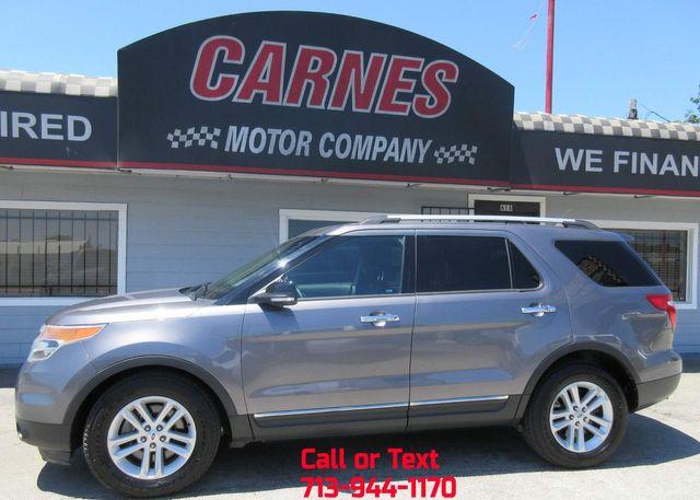 2013 Ford Explorer XLT south houston, TX
