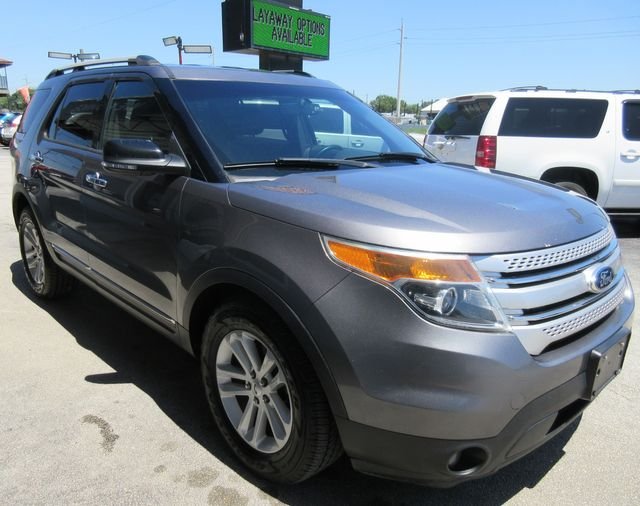 2013 Ford Explorer XLT south houston, TX 4