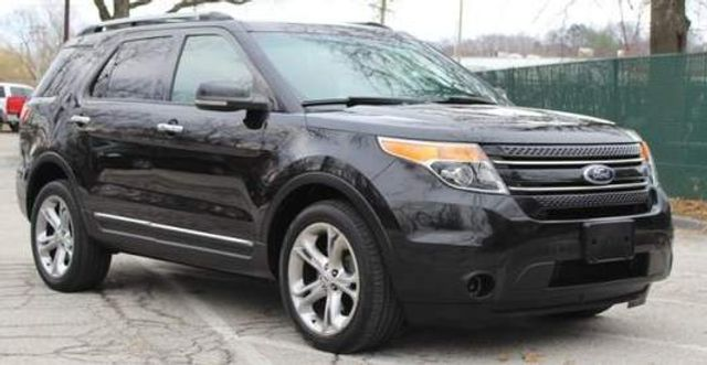 2013 Ford Explorer Limited St. Louis, Missouri 0