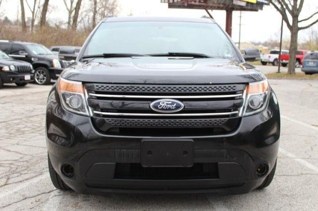 2013 Ford Explorer Limited St. Louis, Missouri 4