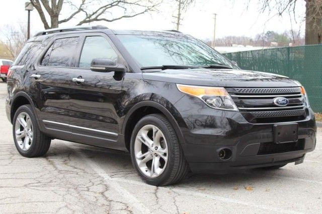2013 Ford Explorer Limited St. Louis, Missouri 1