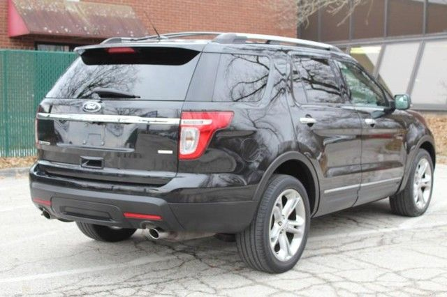 2013 Ford Explorer Limited St. Louis, Missouri 5
