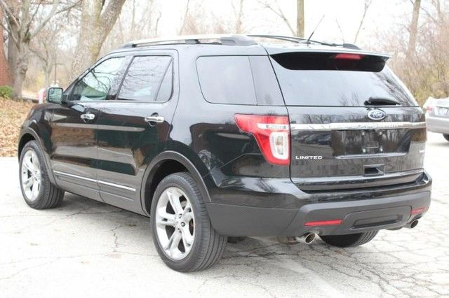 2013 Ford Explorer Limited St. Louis, Missouri 7