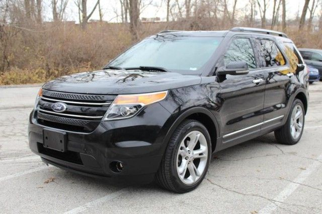 2013 Ford Explorer Limited St. Louis, Missouri 3
