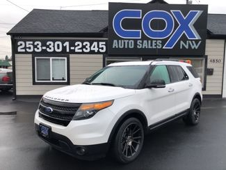 2013 Ford Explorer Sport in Tacoma, WA 98409