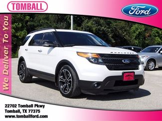 2013 Ford Explorer Sport in Tomball, TX 77375