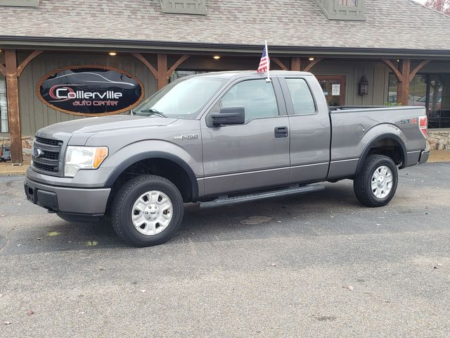 2013 Ford F-150 4X4 STX in Collierville, TN 38107
