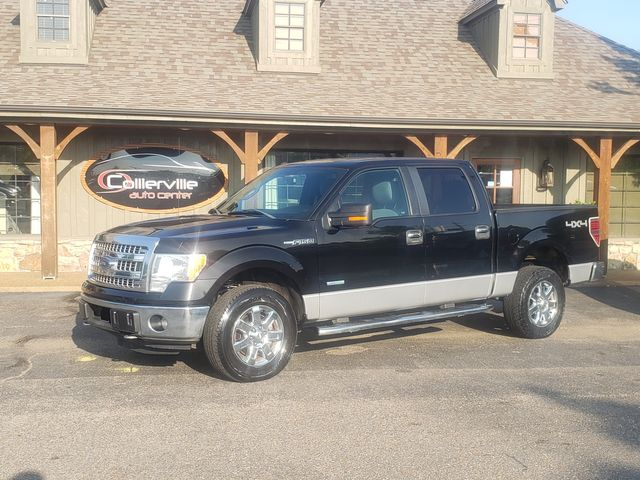 2013 Ford F-150 4X4 CREW CAB XLT in Collierville, TN 38107