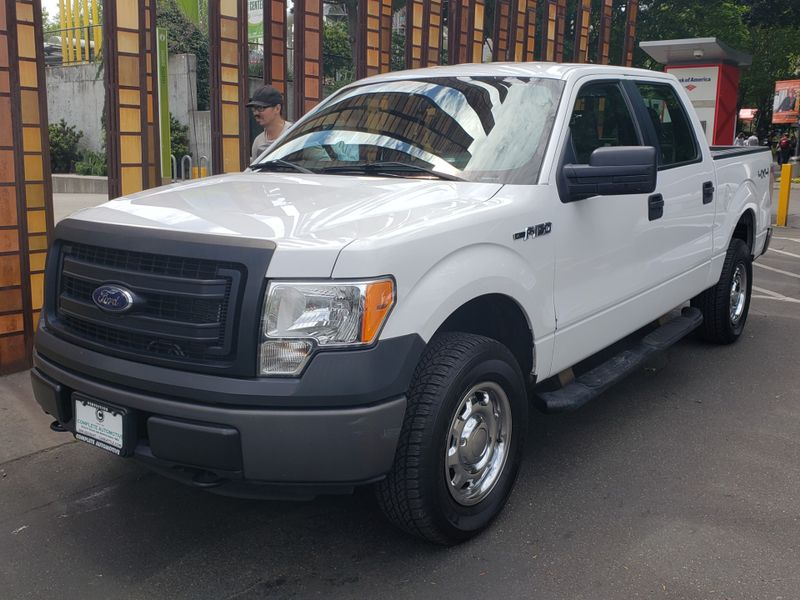 2013 Ford F-150 XL SuperCrew 4x4 50L V8 Local Excellent History   city Washington  Complete Automotive  in Seattle, Washington