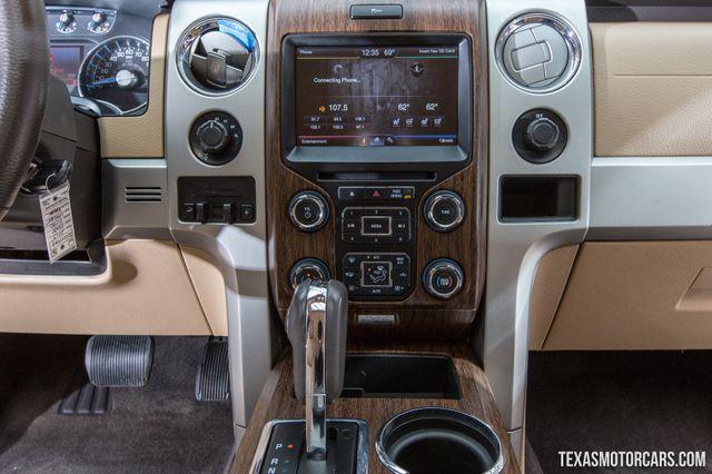 2013 Ford F-150 Lariat 4X4 in Addison Texas, 75001