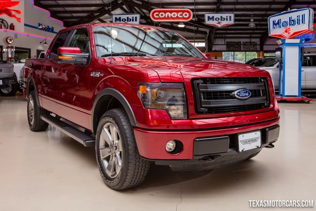 2013 Ford F-150 FX4 in Addison, Texas 75001