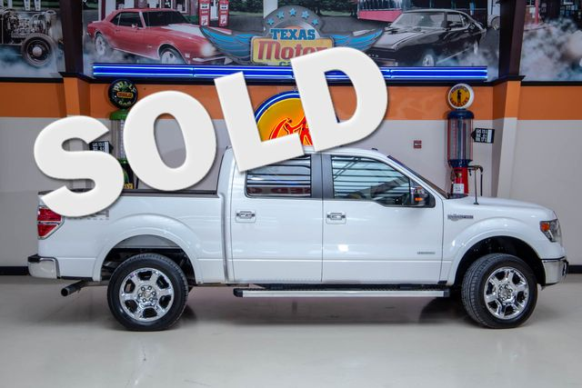 2013 Ford F-150 King Ranch 4x4 in Addison, Texas 75001