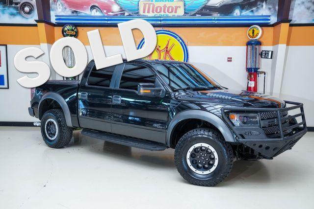 2013 Ford F-150 SVT Raptor 4x4 in Plano, TX 75075