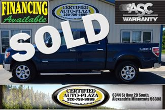 2013 Ford F-150 Lariat Supercrew 4x4 in  Minnesota