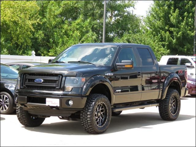2013 Ford F-150 4WD SuperCrew FX4 6
