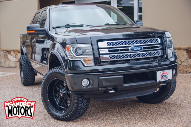 2013 Ford F-150 Crew Cab Limited Central - Alps Package