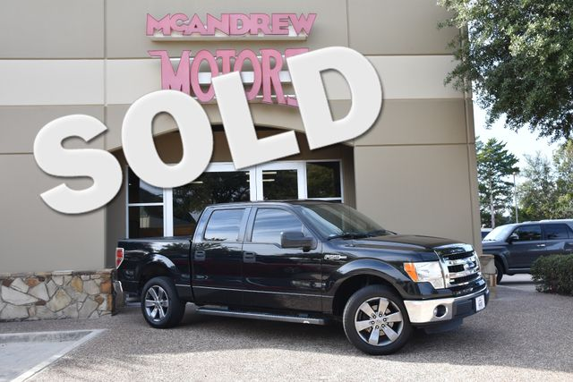 2013 Ford Crew Cab F-150 XLT 1 OWNER
