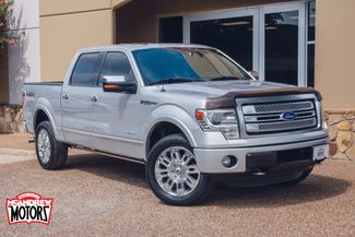 2013 Ford F-150 Platinum Crew Cab 4x4 in Arlington, Texas 76013